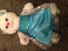 Bear factory frozen teddy bear