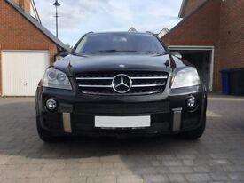 Mercedes Benz ML63 AMG W164 Black **STUNNING**