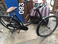 Lovely bikes for sale all very good condition and worked on recently too.