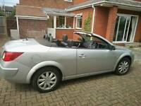 Swap Renault megane convertible 1.6 petrol need 4 door