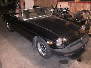 For sale 1978 MGB
