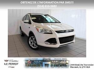 2013 Ford Escape FWD CUIR, TOIT PANO, BLUETOOTH,SEL,