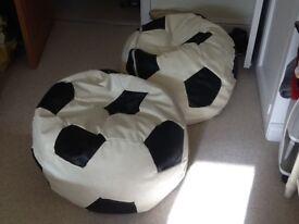 Football beanbags