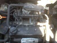 SKODA FABIA / VW POLO SEAT 1.4 PETROL ENGINE CODE AQW BEAKING CAR FOR SPARES DOORS ALLOYS SUSPENSION