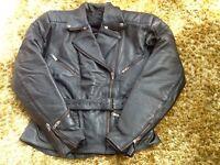 Ladies Belstaff motorcycle jacket
