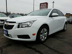 2014 Chevrolet Cruze 1LT 1LT !!! ACCIDENT FREE !!! ECO-POWER...