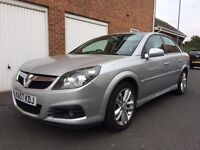 2007 07 Vauxhall Vectra SRI 1.8 Petrol *Low Miles* MOT May 2017 *Immaculate* not mondeo a4 passat