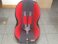 Britax Freeway model slim group 1 car seat for 9mths to 4yrs(9kg to 18kg)ideal for small cars&coupes