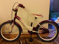 Child's bike 18 inch wheels