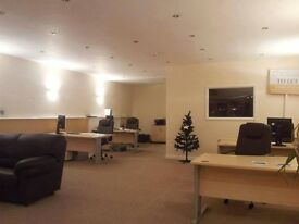 Office To Rent within an Estate Agent. Can fit 3 Desks, all bills inc and WIFI