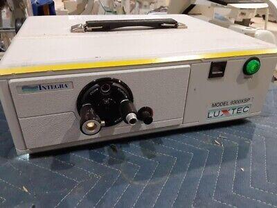 Integra Luxtec Model 9300xsp Light Source - System 2092