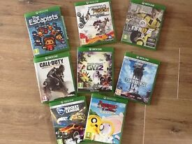 Various Xbox 1 games various prices