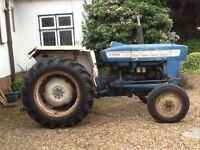 Ford 3000 Tractor 1965