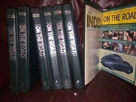 'On the Road' Marshall Cavendish magazines