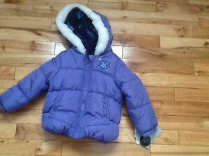 New jacket for kids