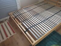 IKEA Tarva King bed frame