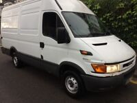 IVECO DAILY MWB 2300 DIESEL LONG WHEEL BASE, SEMI HIGH TOP MOT EXPIRED ,ALL GOOD TYRES