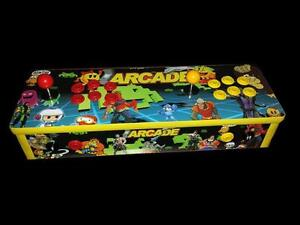 Retropie Portable ARCADE System - 1 and 2 Player Units Available - www.retroxcanada.com
