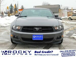 2011 Ford Mustang $17,995 PLUS TAX
