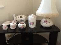 Axe Vale pottery collection