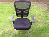 Lovely and comfortable computer chair, New and clean.
