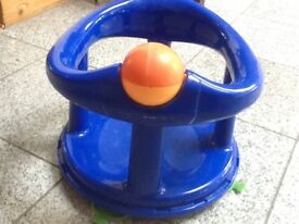 Any of the baby and child items are £3 each-baby bathtubs,bath seat,chairs,stools,baby gym,rocker
