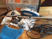 VAX Total Steam Cleaner - Brand New