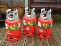 6kg Calor Lite bottles