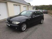 BMW 118D ***LONG MOT**NEW CLUTCH***