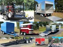 Furniture Trailer Enclosed House Removals Moving Removalist HIRE Ipswich Region Preview
