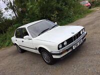 1986 BMW E30 316 . 1.8 PHASE 1.