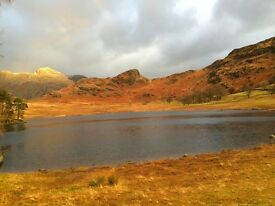 Beds from £10 per person per night Lake District National Park Stunning Location and near family pub