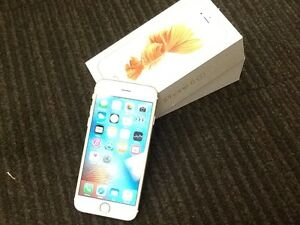 APPLE iPHONE 6s 64GB ROSE GOLD IN BOX LOOK $550 Westminster Stirling Area Preview