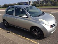 Nissan Micra (03) 1.2 - 5dr - Automatic - Low Mileage - 2 Owners