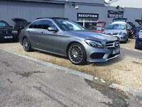 2016 MERCEDES C250 CDI AMG ..... FULLY LOADED ....... P/X WELCOME