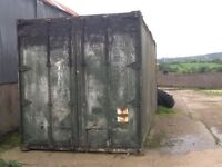For sale container 20 ft x8