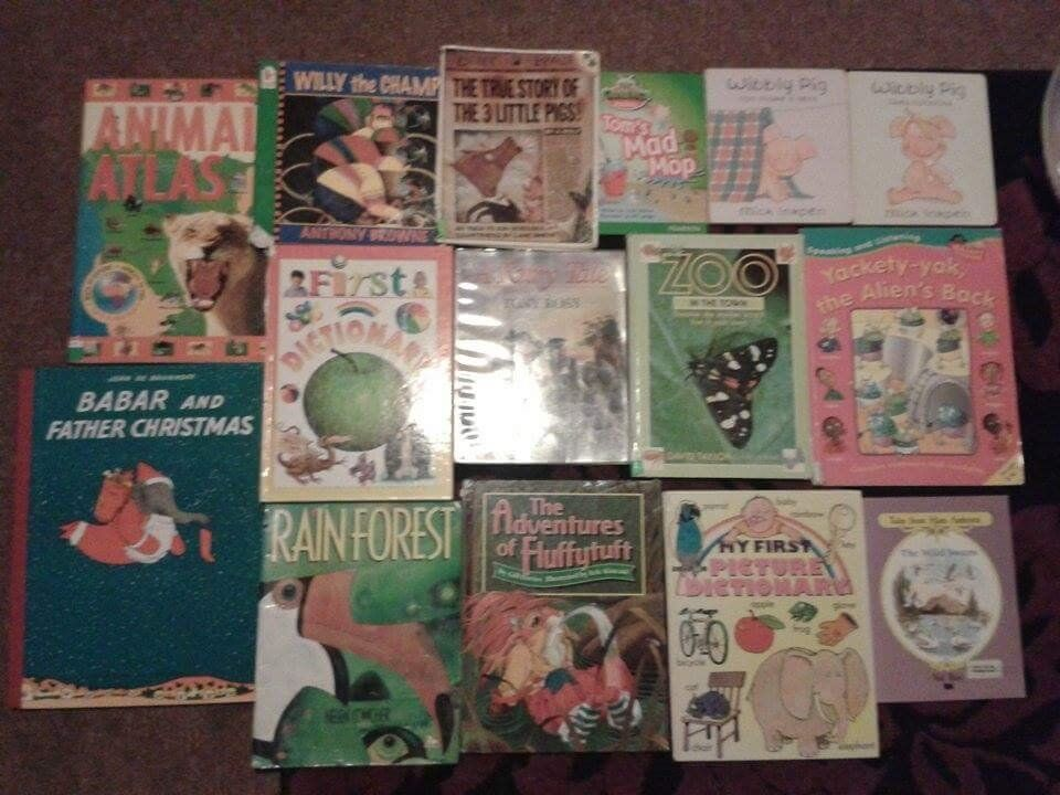 bundle of childrens books cheapin Norwich, NorfolkGumtree - bundle of childrens books cheap as need gone asap £5 the lot more toys for sale please take a look big clearout