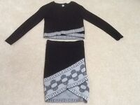 River Island Skirt & Top age 7-8 years