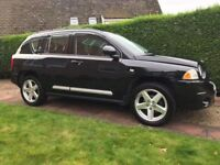 Jeep Compass 2wd or 4wd Manual 2009