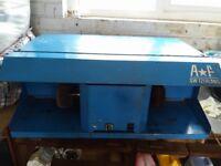 engineering polishing/buffing machine