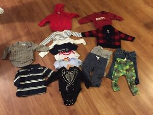 6-12 Month Clothing (Boys)