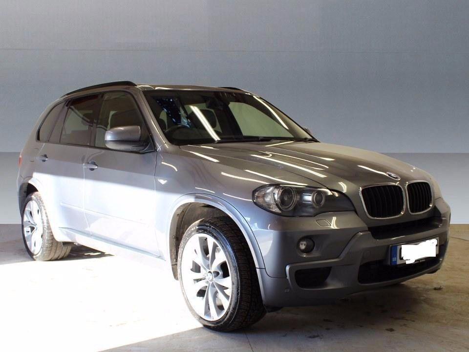 BMW E70 X5 3.0D, M Sport 2009, Grey, Automatic, 67K   in ...