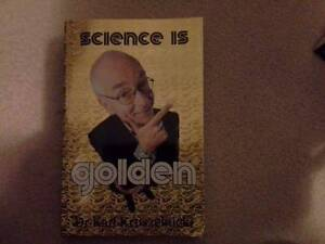 Dr Karl's book of Science is Golden Berwick Casey Area Preview