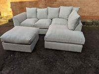 BRAND NEW DYLAN BARCELONA CORNER & 3+2 SEATER SOFA AVAILABLE IN STOCK ORDER NOW..!!!!