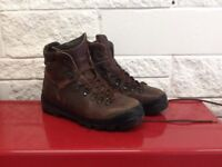 For sale hiking boots size 9
