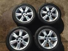 Lexus IS250 Alloy wheels x 4 Galston Hornsby Area Preview