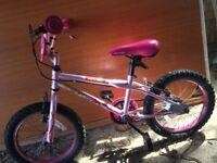 """Child's 12"""" Bike"""