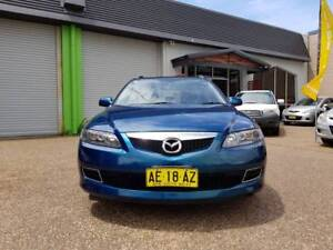 2005 Mazda 6 Classic GY 2.3L 4 Cylinder Wagon - ACTIVE AUTOMATIC