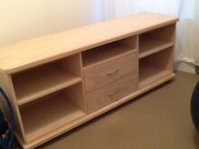 REDUCED - Tv unit/cabinet - white wash very solid Kinross Joondalup Area Preview