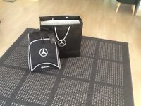 TaylorMade (Mercedes Benz Collection) Golf Shoe Bag